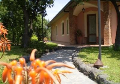 Bed And Breakfast Villa Poggiofelice Bb
